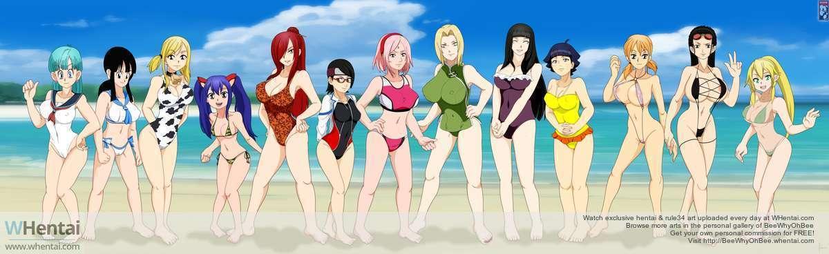 Anime Girls Comp V