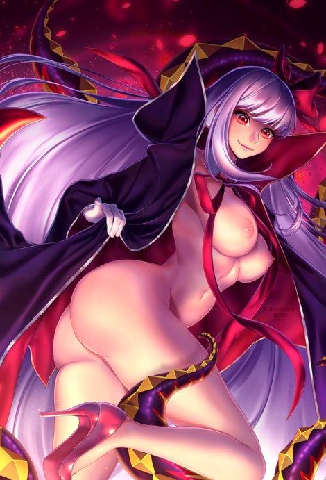 BB Fate go nude
