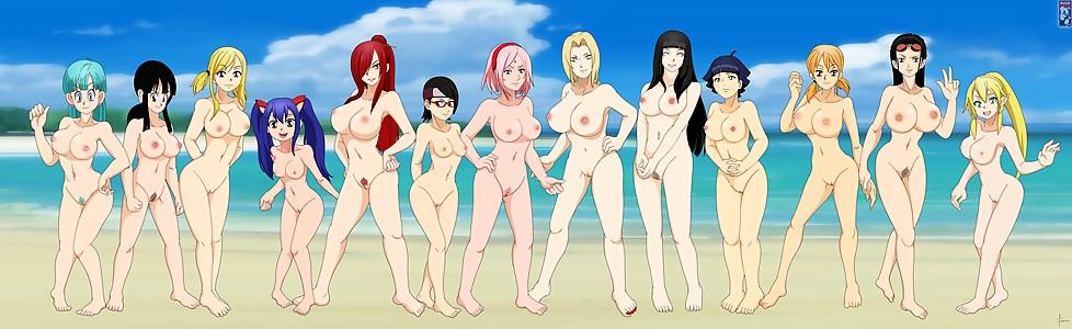 Anime Girls Comp v2