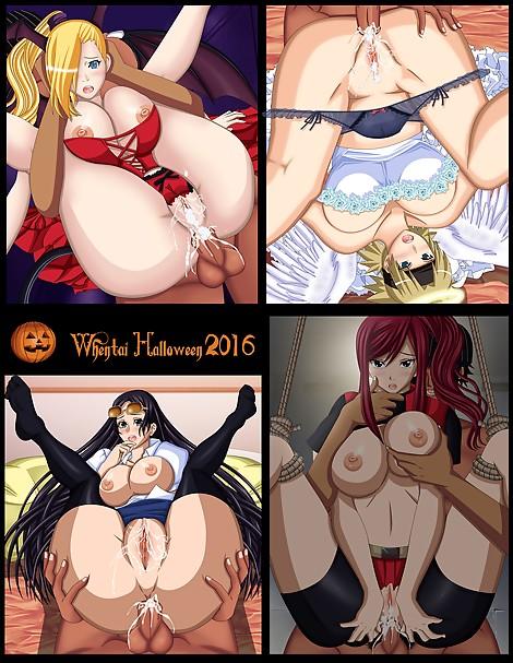 Whentai Halloween