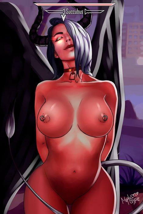 SkyrimGirls 25 Succubus bonus uncensored