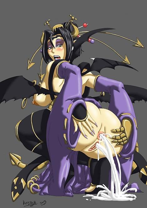 Digimon  Lilithmon  Kojack