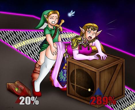 Zelda of Hentai legend