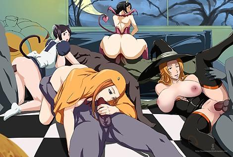 Bleach  Halloween Special