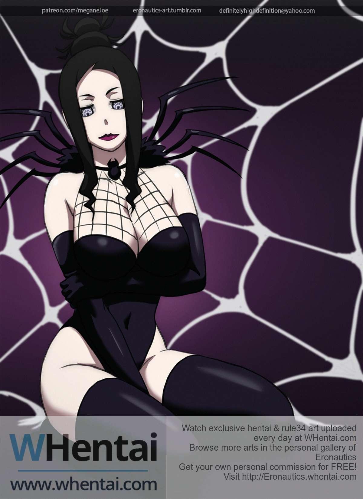 Spider Queen Tits