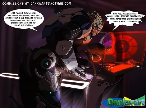Mass Effect Garrus Tali