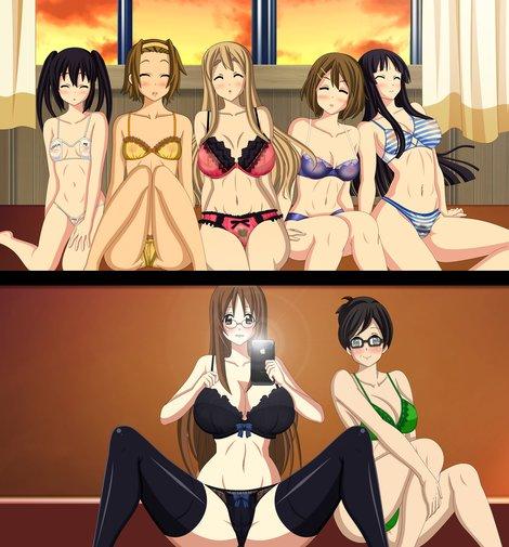 Houkago Panties Time