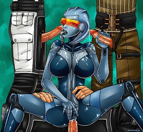 Edi  Mass Effect