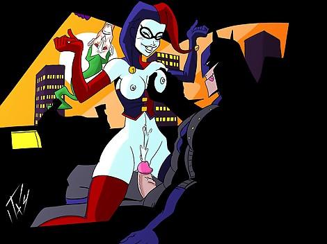 Batmans bad jokes harley quinzel quinn batman joker cheating night