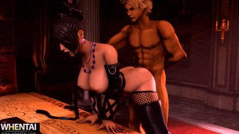 Lulu Final Fantasy X animated gif