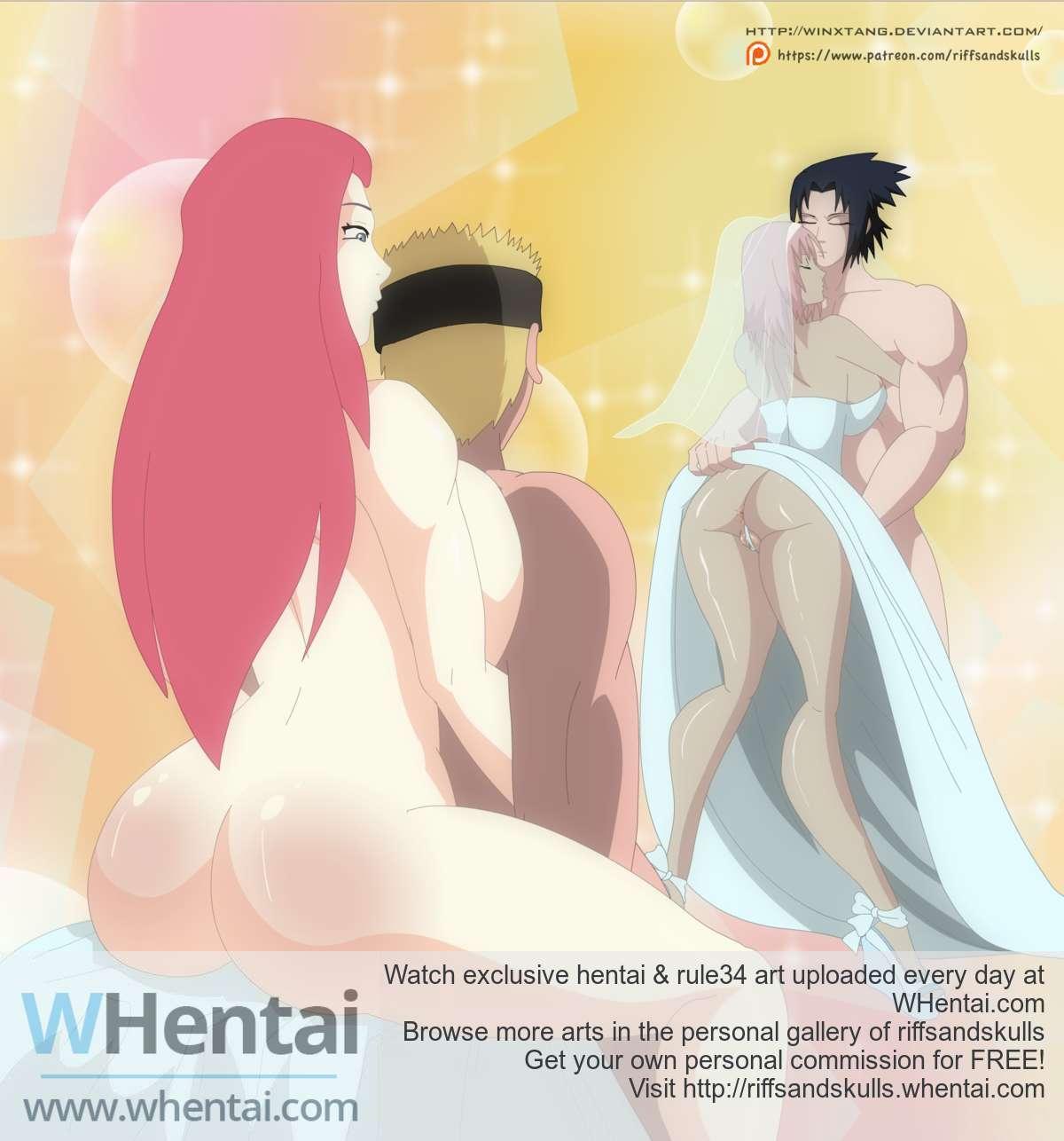 kushina and sakura