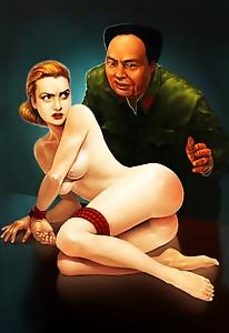 Grace Kelly Mao Zedong BDSM