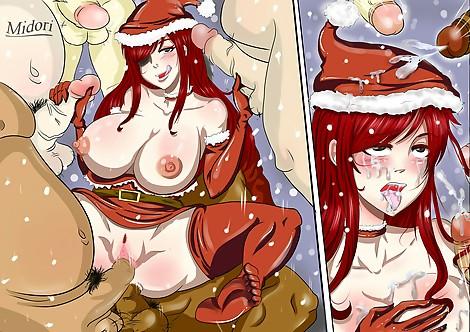 Gangbang Christmas