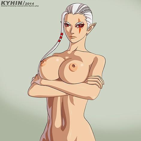 Impa The Legend of Zelda Big Tits Kyhin