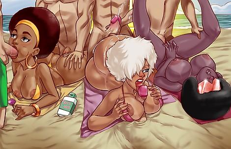 Afrodisiac Beach Party