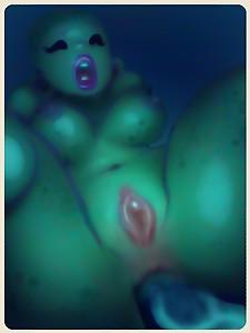 Green Girl Glow