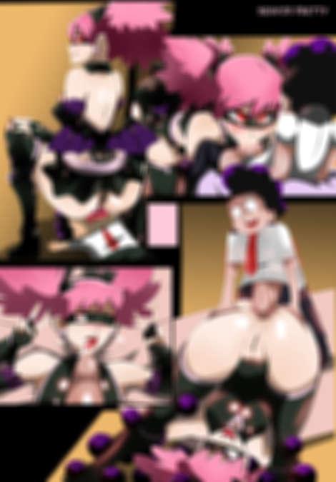 my hero academia hentai game