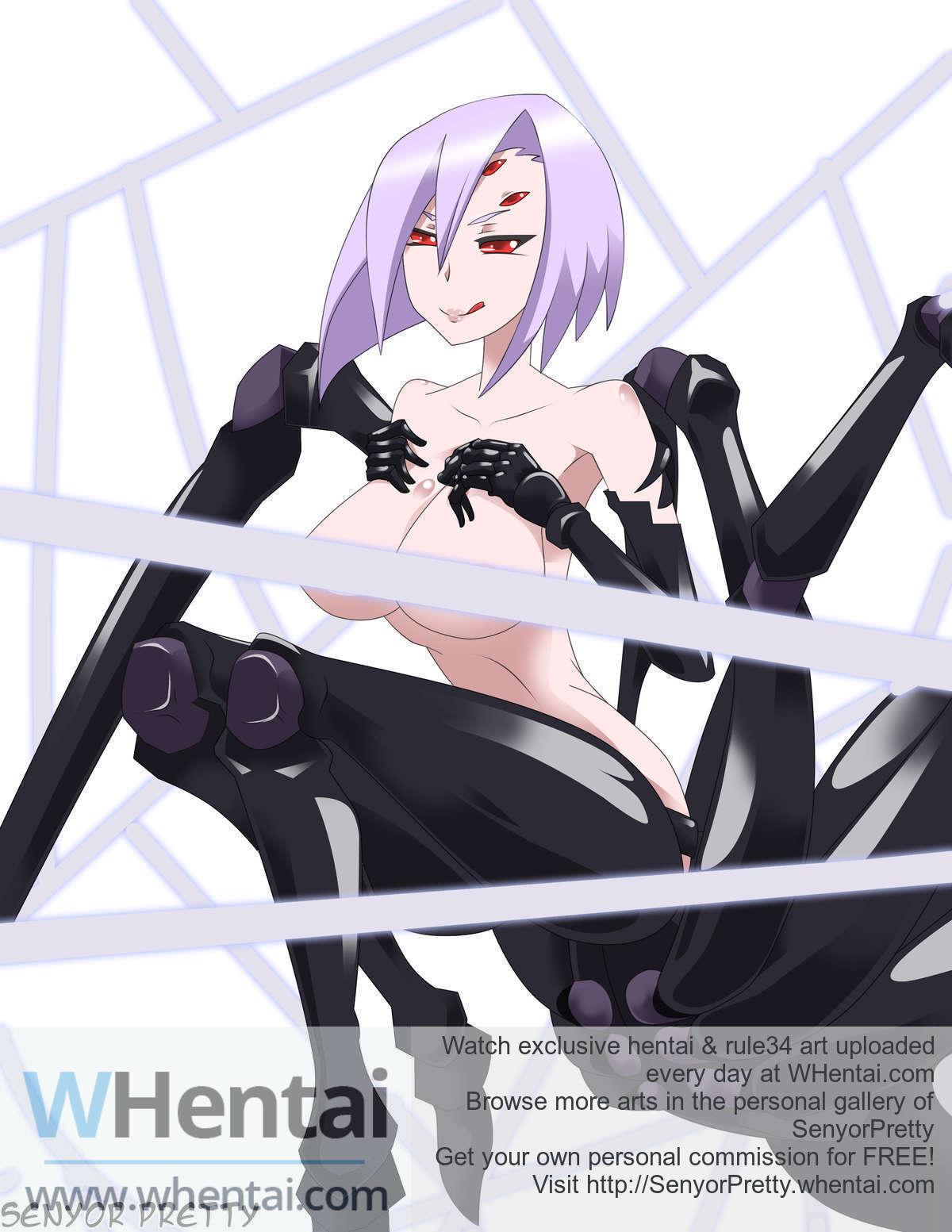 Rachnee Monster Musume