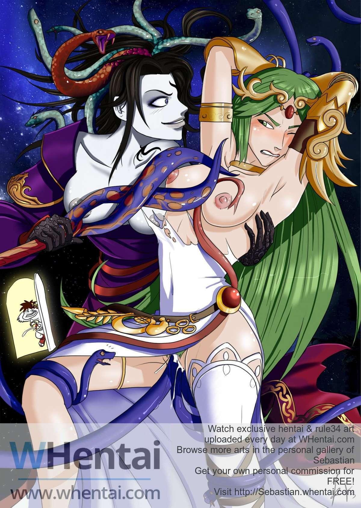 Madusa sex game