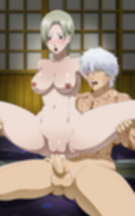 Sakata Gintoki Infected x Tsukuyo