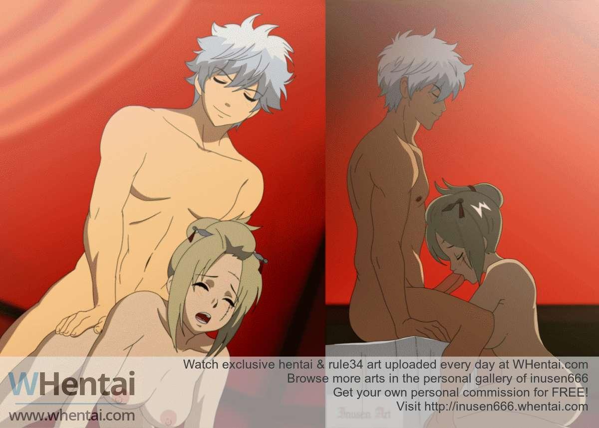 Gintama sex