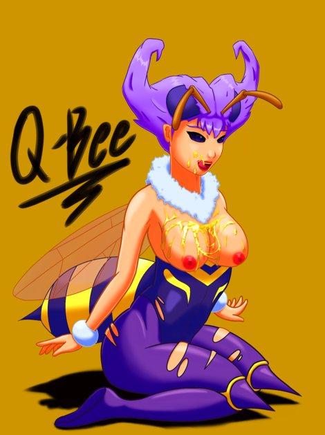 QBee Honey Covered