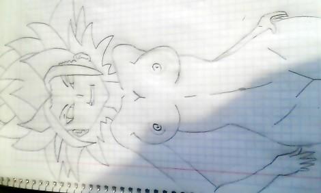 Sketch Caulifa DBS