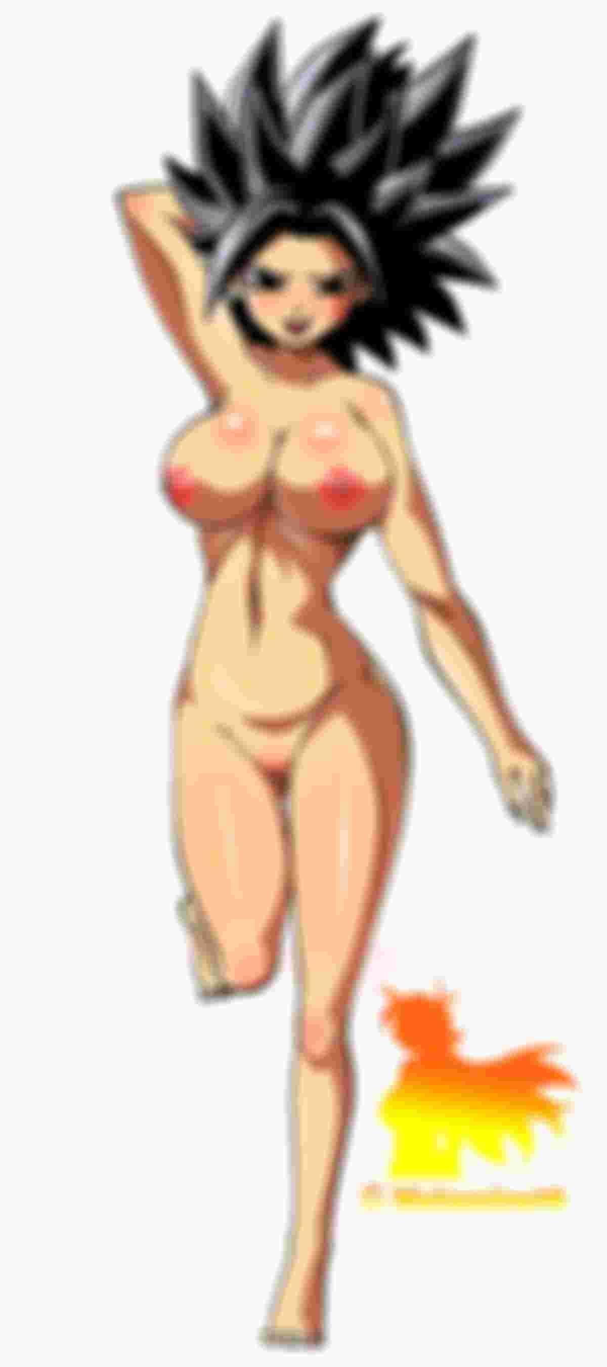 Download Sex Pics Caulifla Dragon Ball Super Hentai  Nude -9066