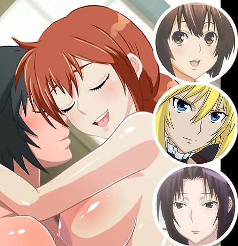 Sekirei Love Party Game